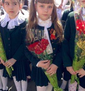 Школьная форма «Маленькая леди»