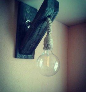 Светильники, люстры на заказ