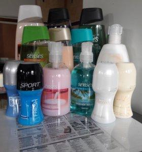 Косметика для мытья тела