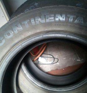 Летние шины Continental 235/55 R17