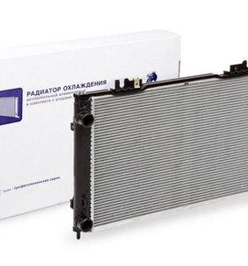 Радиаторы охлаждения кондиционера новые доставка