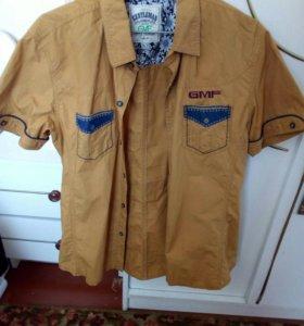 Мужская рубашка,размер 52
