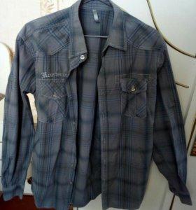 Мужская рубашка,размер 54