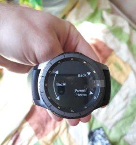 Смарт часы Samsung Gear s3 новые