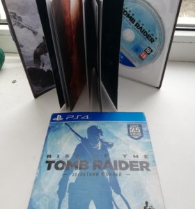 Игра на PS4 TOMB RAIDER обмен
