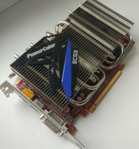 Бесшумная видеокарта Radeon HD7850