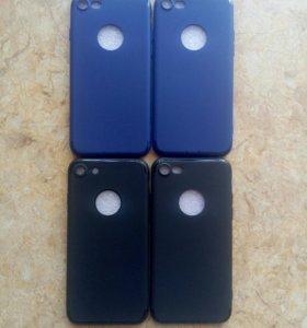 Чехлы для айфона 7-8(обмен)