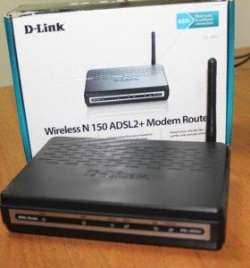Модем D-link DSL-2500U