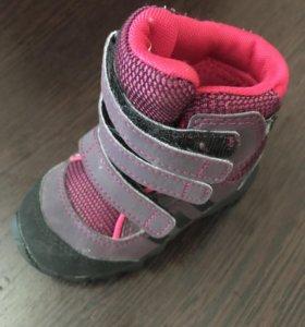 Детские ботиночки adidas