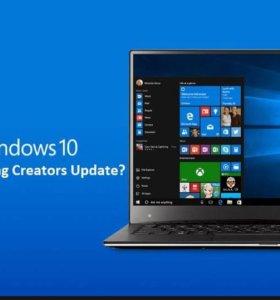 Windows 10 Pro Spring Creators Update Redstone 4