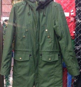 Военная офисная куртка