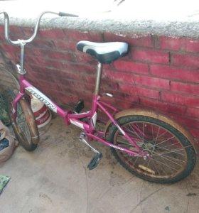 Велосипед кама