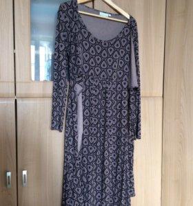 Платье для беременных кормящих мам 46-48