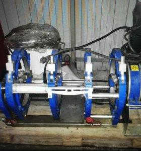 Аппарат для стыковой сварки пластмассовых труб