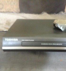 TOSHIBA--DVD.