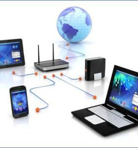 Настройка Wi-Fi роутера, инетрнета и сетей.