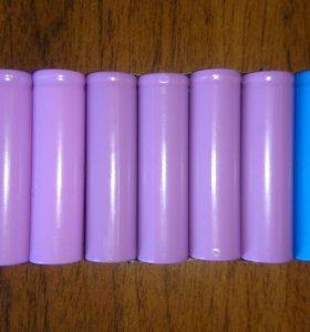 Аккумуляторные батареи 3.7 В 2600 мАч