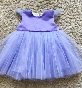 Детское платье «Лаванда»