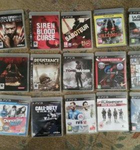 Диски Sony PS3 лицензионные