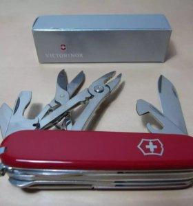 Нож Victorinox Deluxe Tinker, 91 мм, 17 функций,