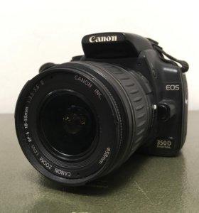 Фотоаппарат Canon 350D