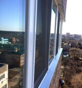 Москитные сетки на окна ПВХ