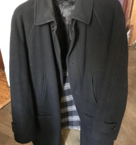 Пальто мужское кашемир 54