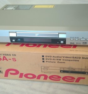 Pioneer DV-565A Мультиформатный DVD плеер. Торг