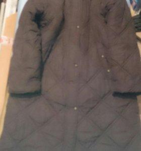 Куртка пальто осень 46-48