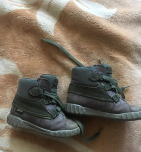 Ботинки для мальчика Ecco