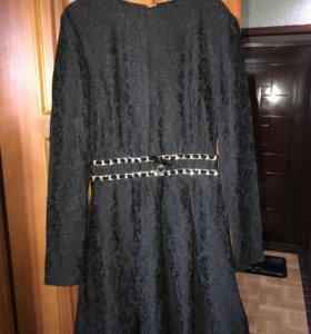 Стильное платье лав репаблик