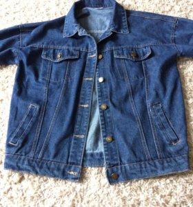 Джинсовая куртка Tommy H