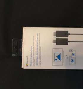 Microsoft Wireless Display Adapter P3Q-00000