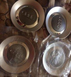 Крышки на диски для Ауди
