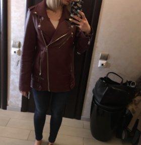 Кожаная куртка (кож зам)