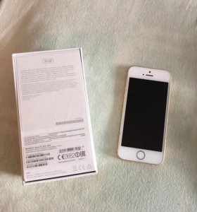 IPhone SE 32GB (Gold)