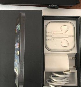 iPhone 5 64Gb и 16gb