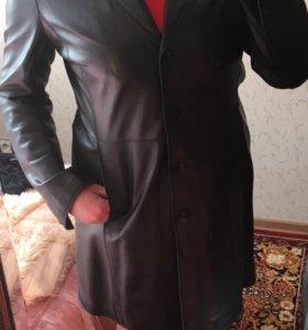 Кожаное пальто ORSA
