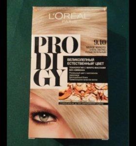 Новая Краска для волос L'oreal paris Prodigy, тон