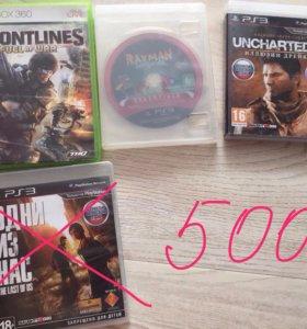 Игры на Sony PS3 и ХВОХ 360