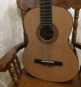 Обучение игры на шестиструнной гитаре