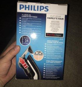 Подстригатеоьная машинка Philips