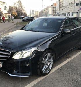 Mercedes-Benz E-klasse, IV (W212, S212, C207) Рестайлинг 200 2.0 AT (184 л.с.)