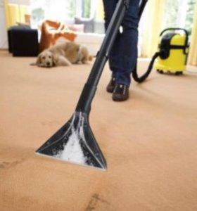 Химчистка мебели, ковров