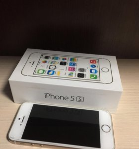 iPhone 5s (16 gb) Gold