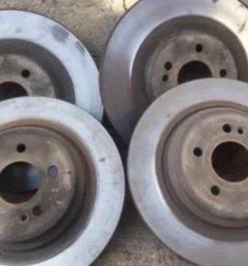 Тормозные диски на мерседес мл 163