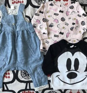 Вещи детские платье кофта комбинезон