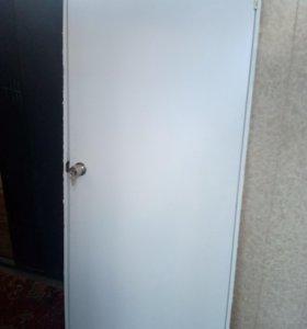 Дверь деревянная межкомн. дерев.. h-2m