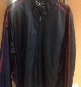 Новая куртка экокожа52-54