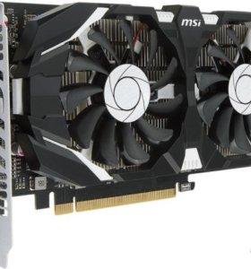 Видеокарта MSI GeForce GTX 1050 Ti 1341Mhz PCI-E